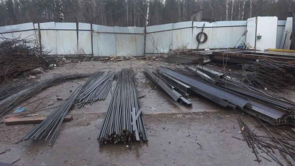 выгодно сдать металл в Санкт-Петербурге